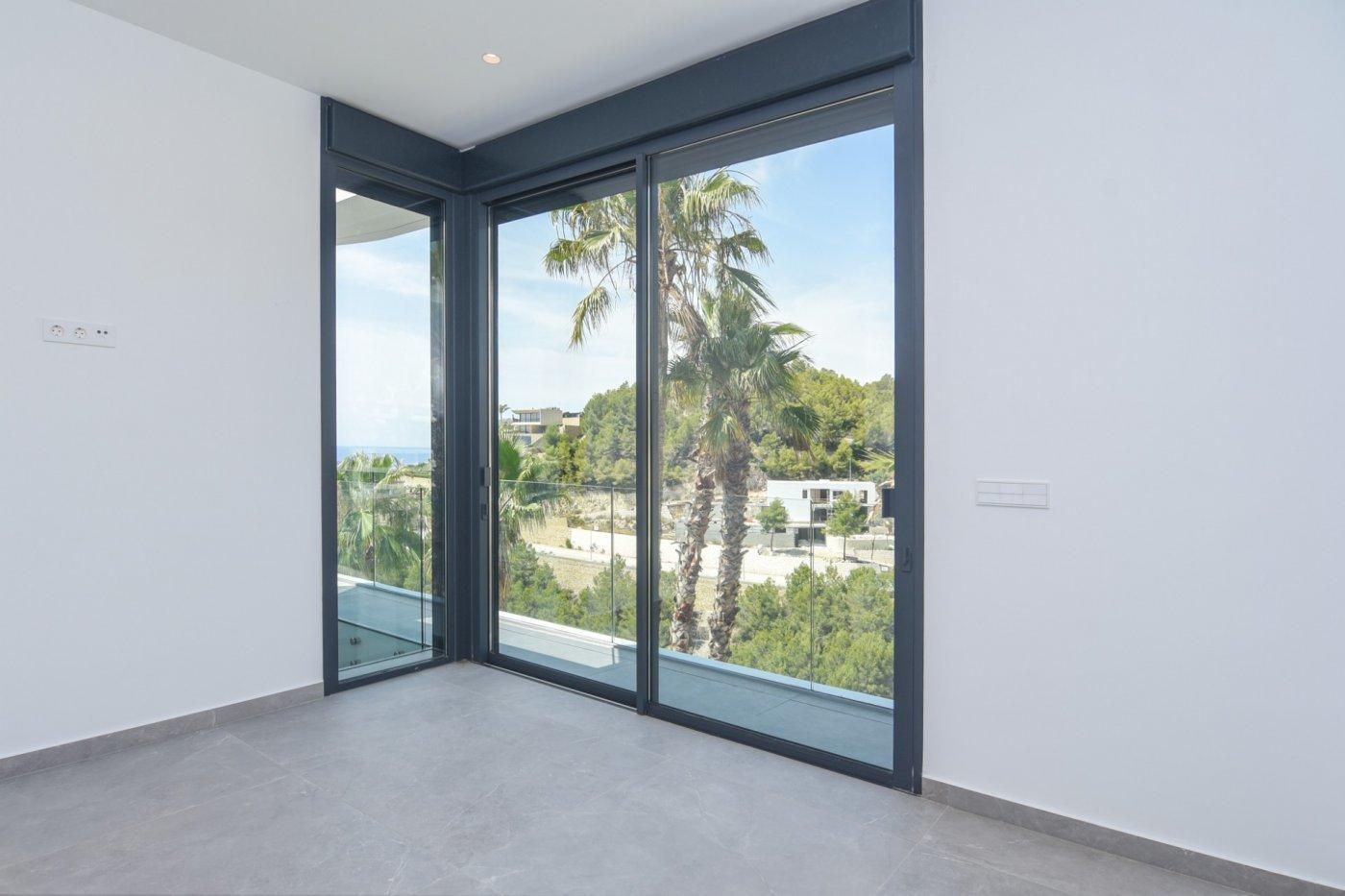 Nouveau projet - nouvelle villa de luxe sur la côte de Benissa