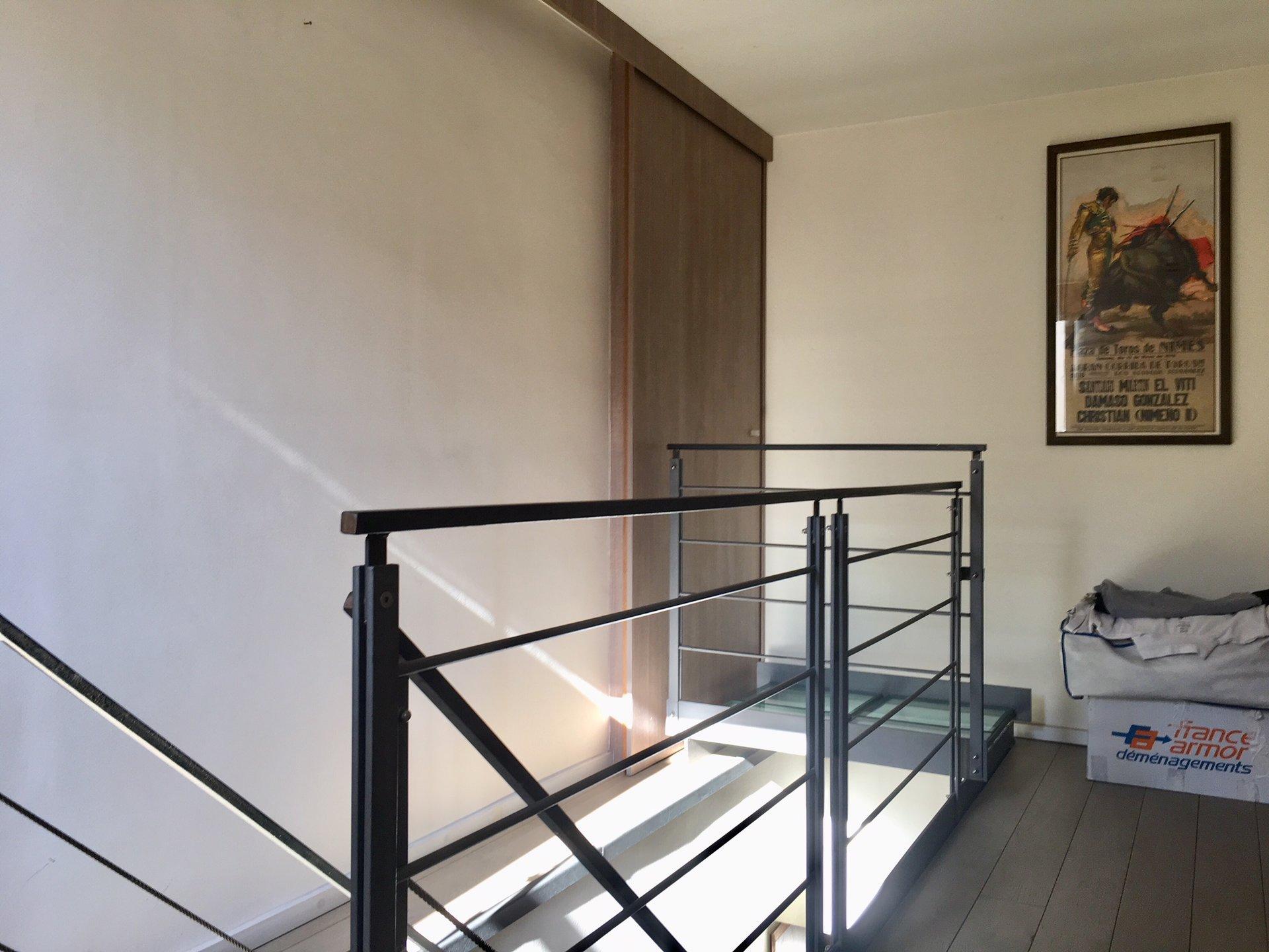 Duplex d'architecte - Rue de la Republique