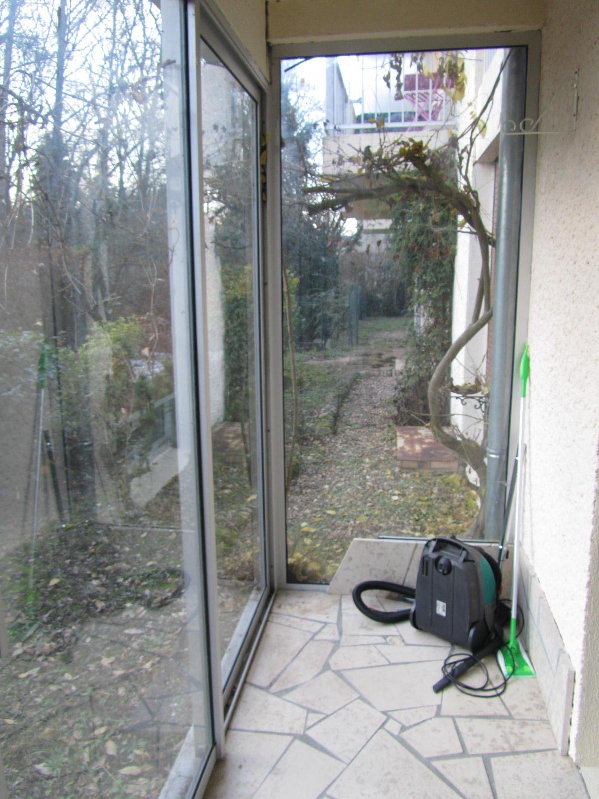 Appartement en rez-de-jardin