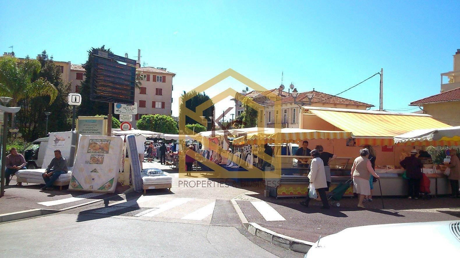 Vente droit au bail Roquebrune-Cap-Martin centre