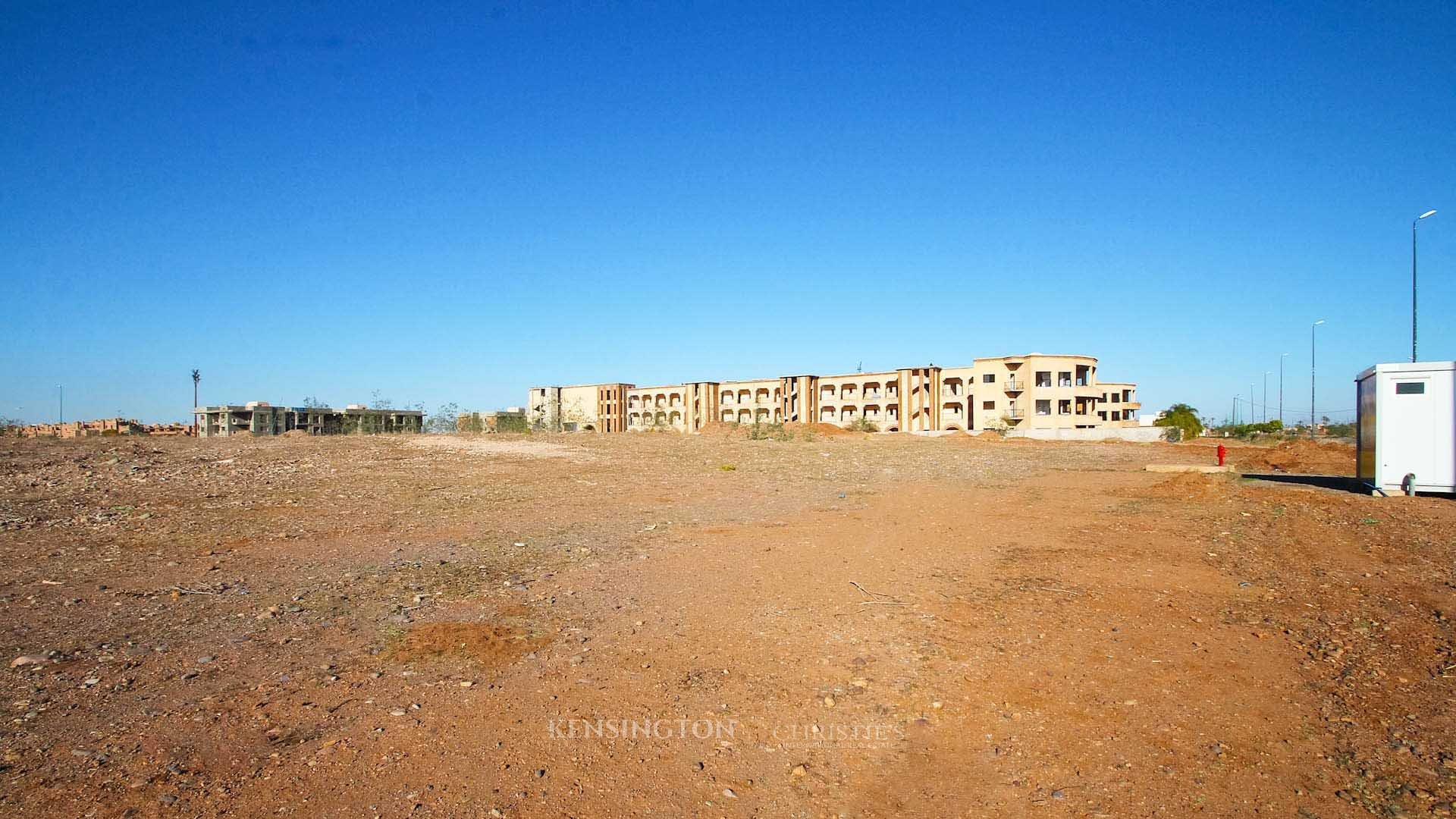 KPPM01120: Terrains Agdal Building land Marrakech Morocco