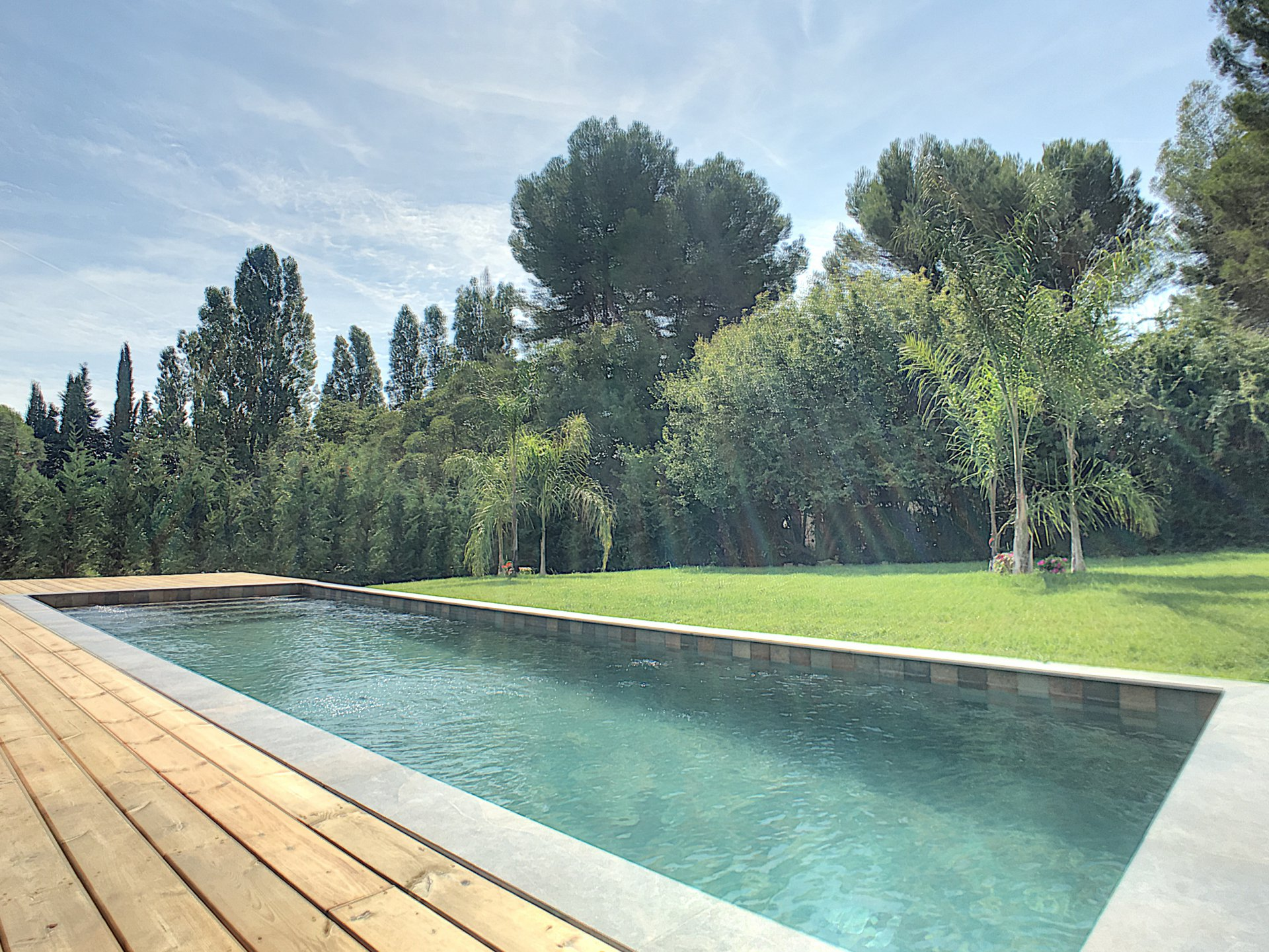 Mougins school - renovated villa - 4 bedrooms - Pool
