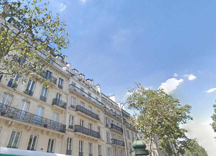 Paris III - Proximité Place des Vosges