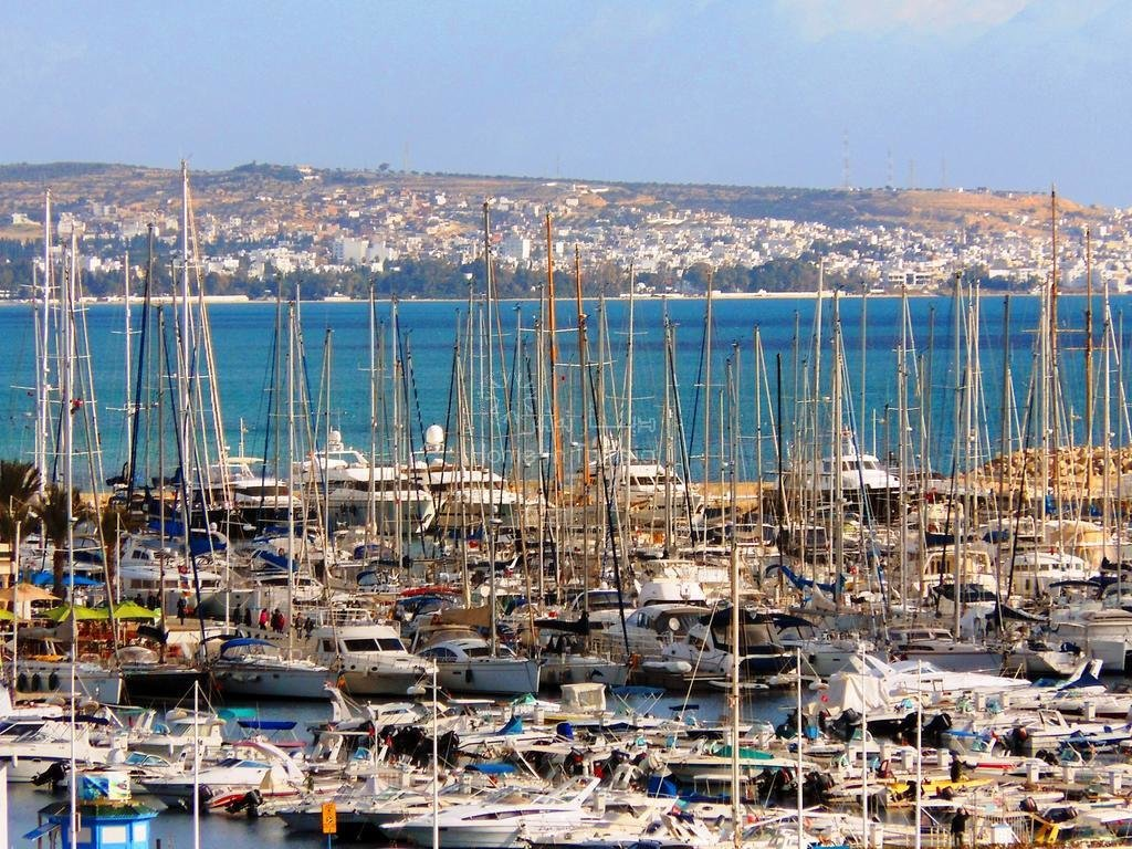 Retraite au soleil en Tunisie
