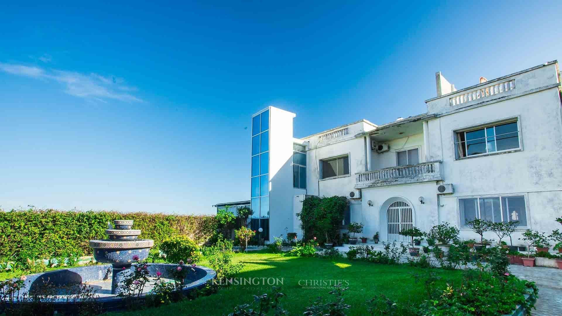 KPPM01123: Villa Zira Villa de luxe Tanger Maroc