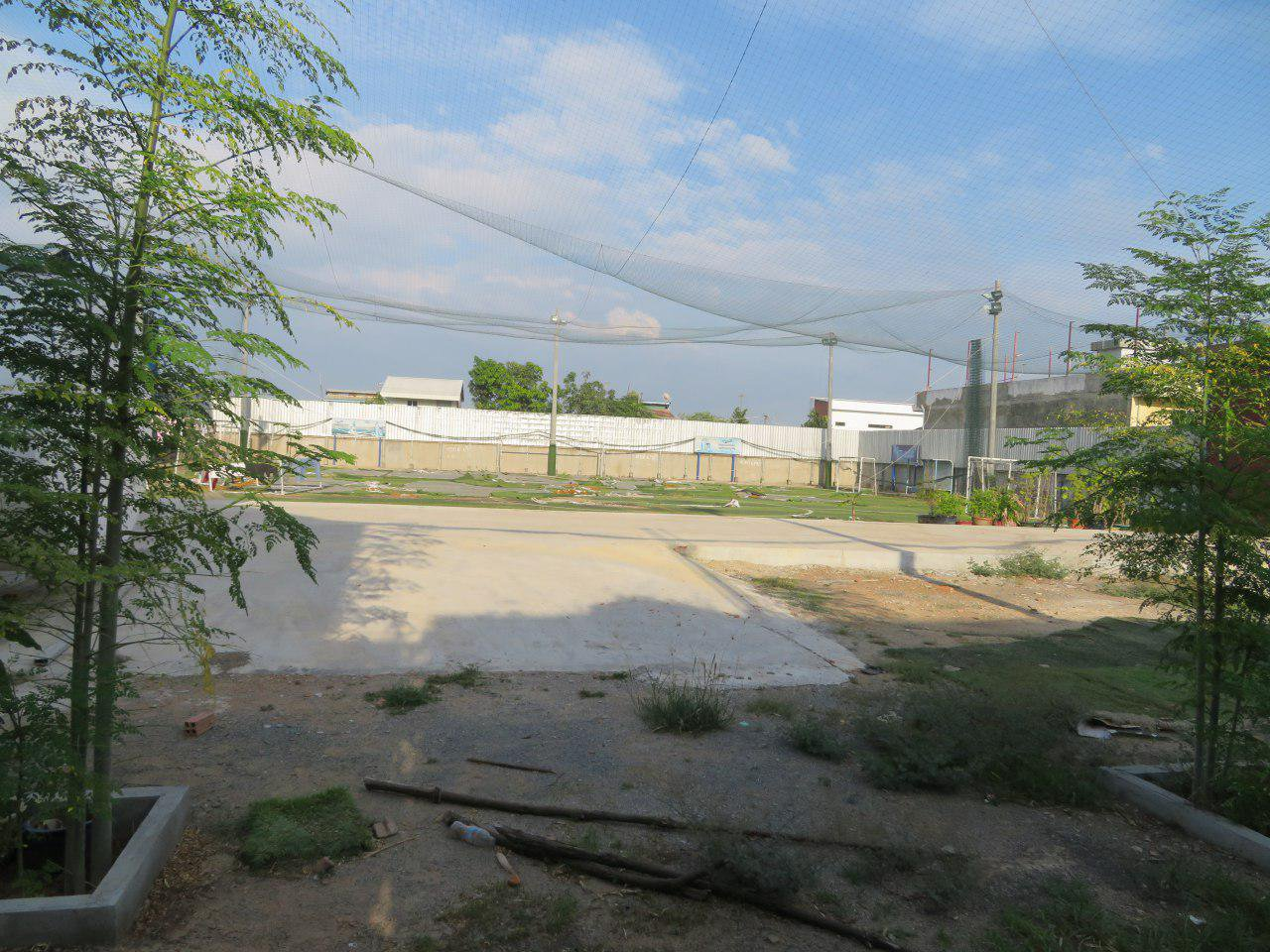 Sale Commercial land Russey Keo