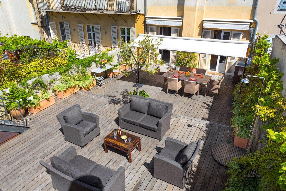 Magnifique propriété - Nice Cours Saleya