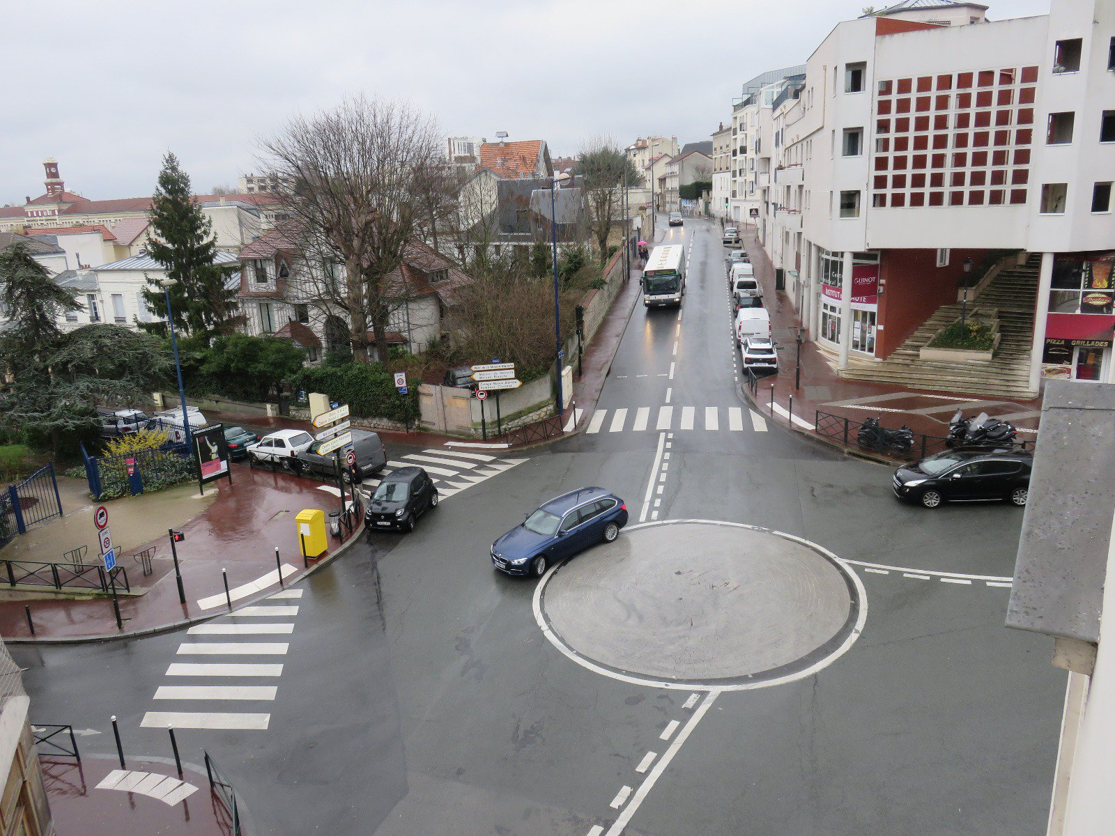 CLAMART CENTRE :