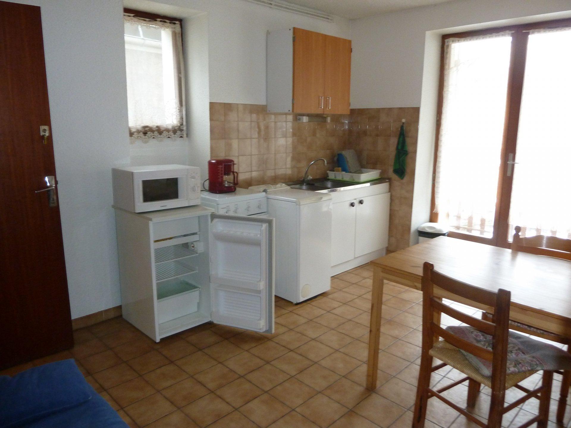 location Appartement T2 meublé