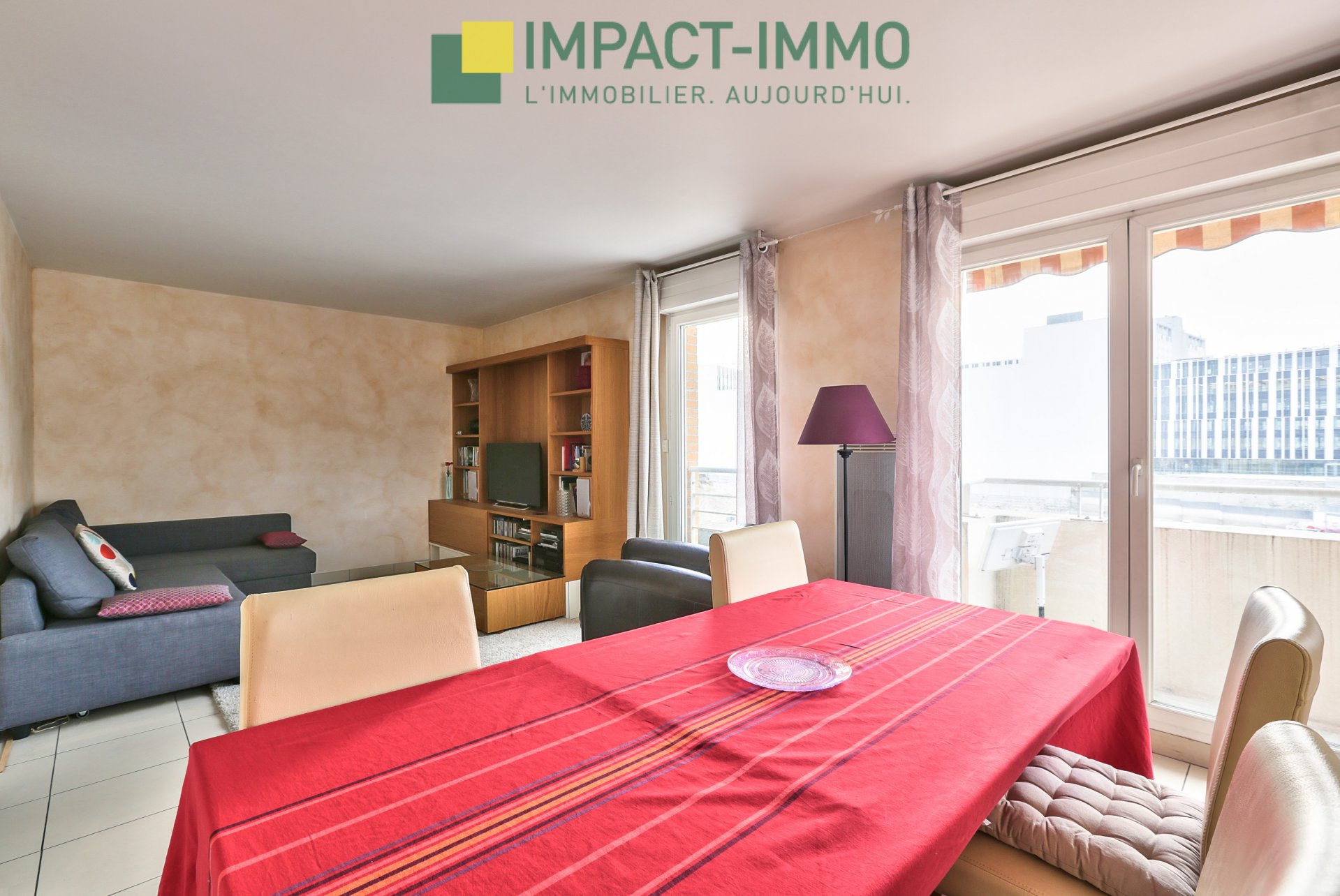Vente Appartement - Saint-Ouen