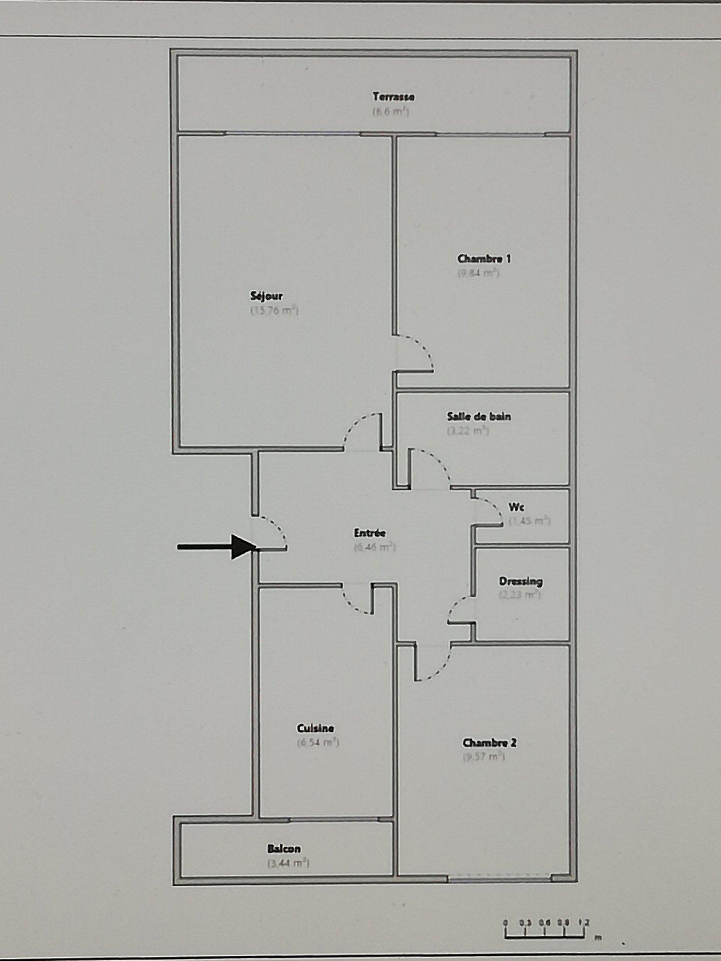 Verkoop Appartement - Nice