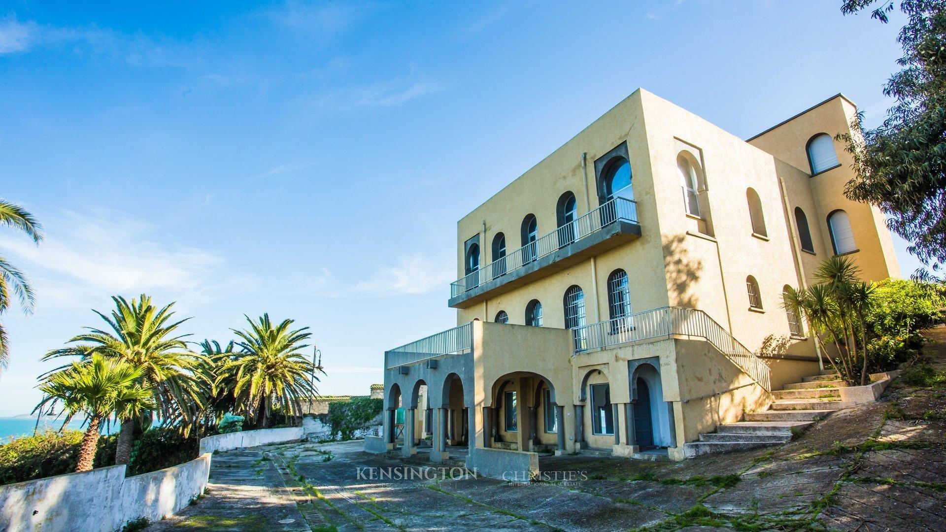 KPPM01124: Villa Sicla Villa de luxe Tanger Maroc