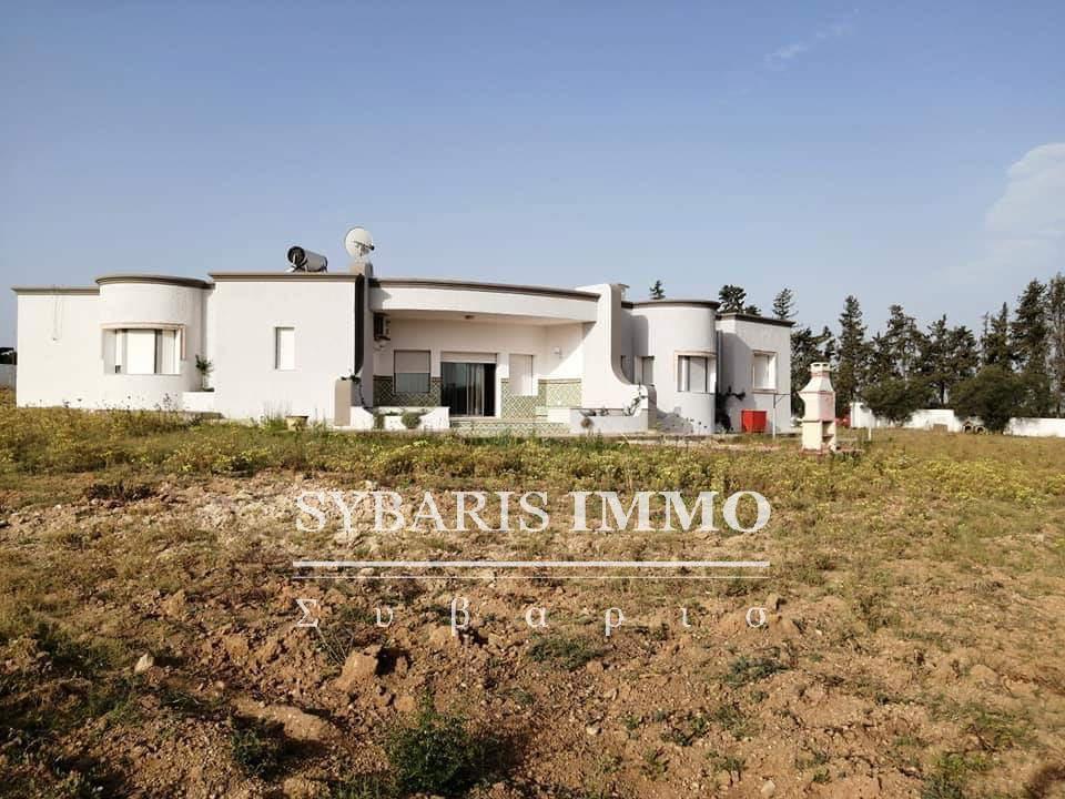 Vente propriété à Béjaoua
