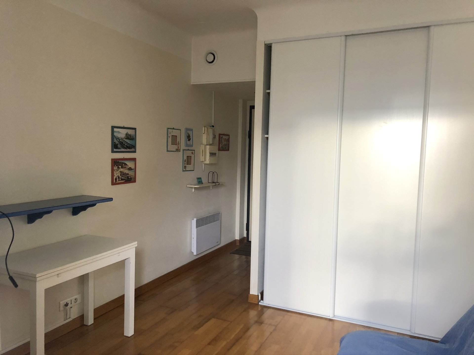 location Nice studio meublé 19,50m²  centre ville carré d'or