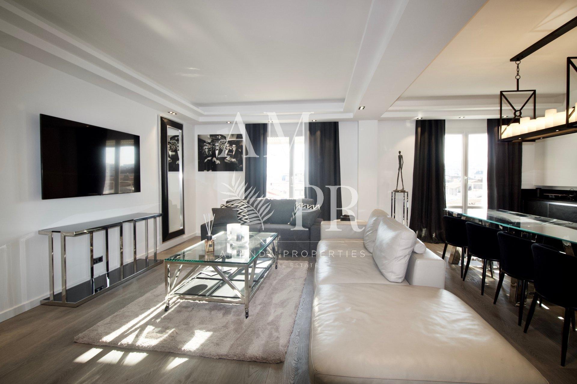 Appartement Haut Standing Moderne 8 personnes Centre Cannes Congres/Vacances