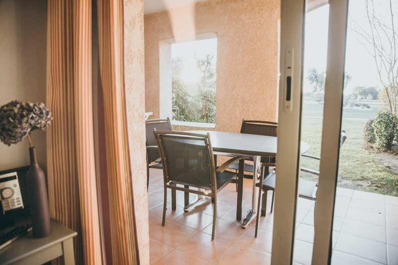 Appartement meublé avec vue sur le lac