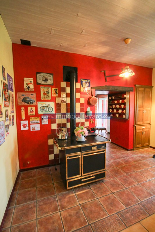 Près de Cussy en Morvan, maison avec belle vue