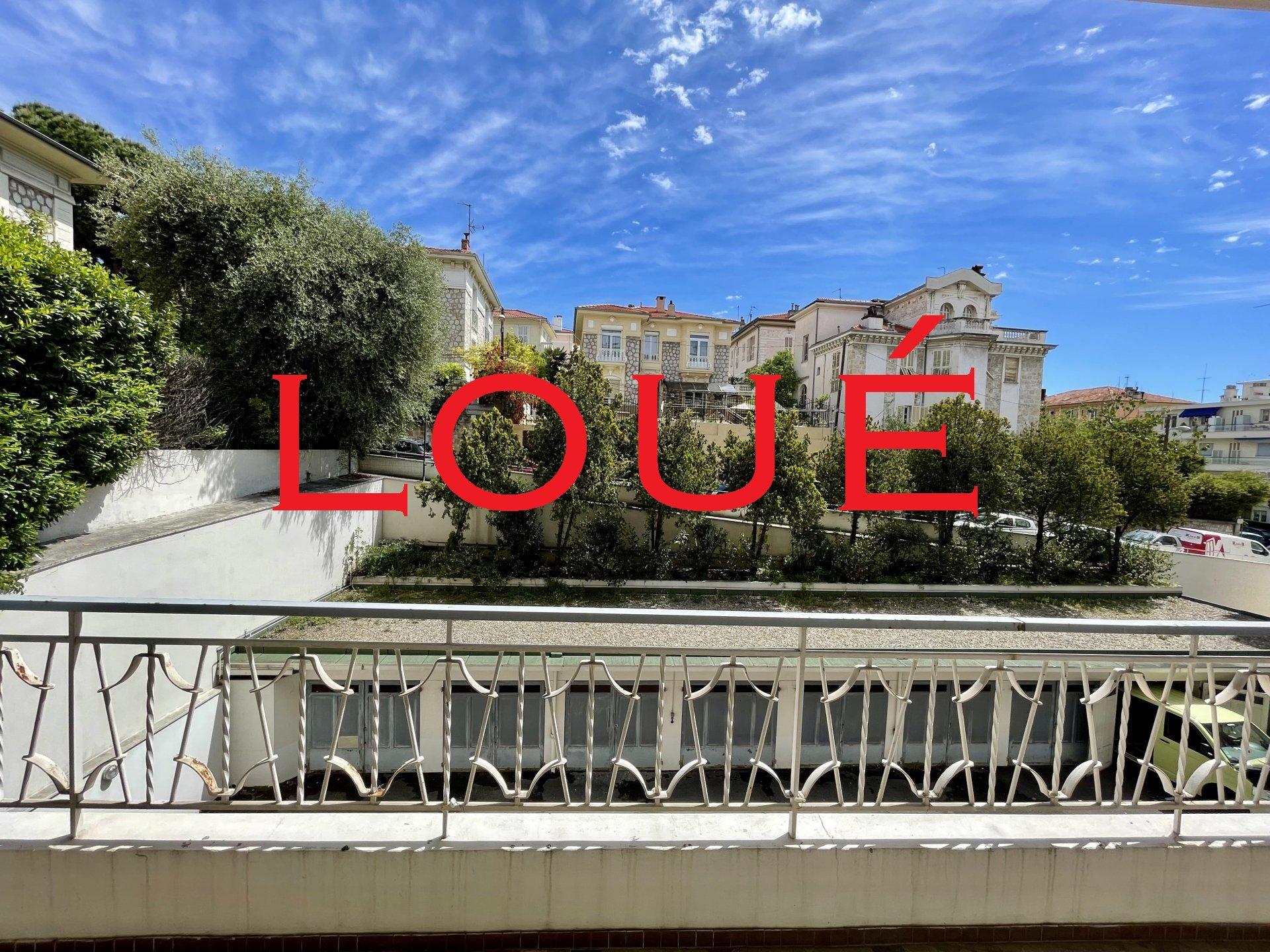 Nice bas Cessole/Garnier proche liberation