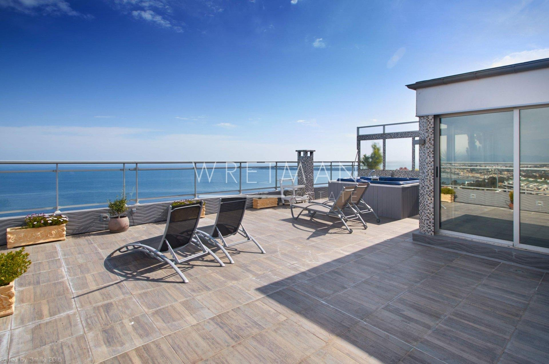 Penthouse with amazing sea view - Cannes californie