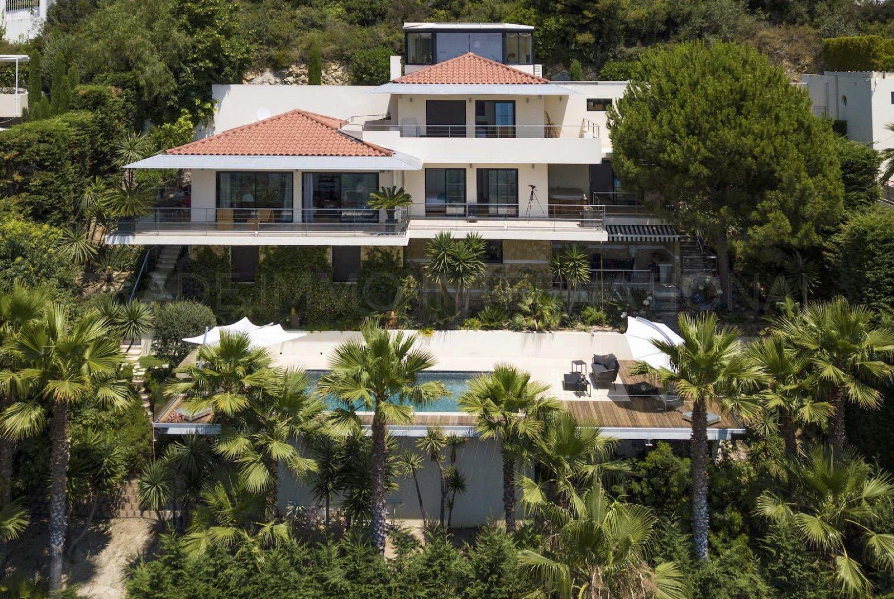Exclusivité - vente villa Eze