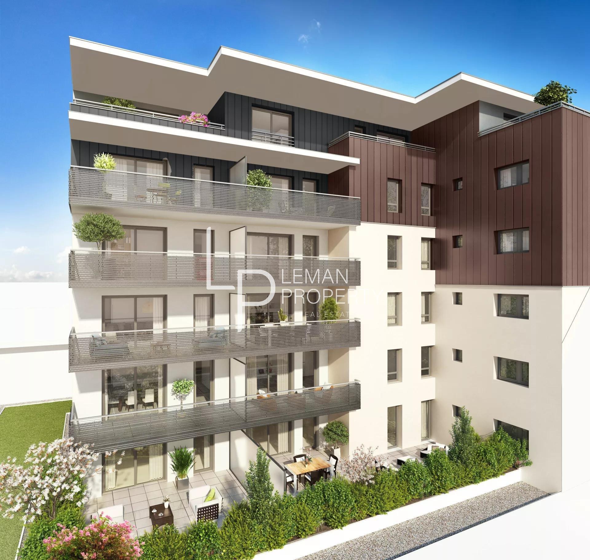 Vente de appartement à Thonon-les-Bains au prix de 255000€