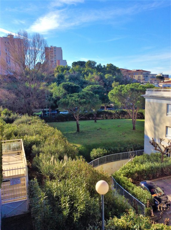 LE CANNET Sale Apartment 2 rooms recent residence