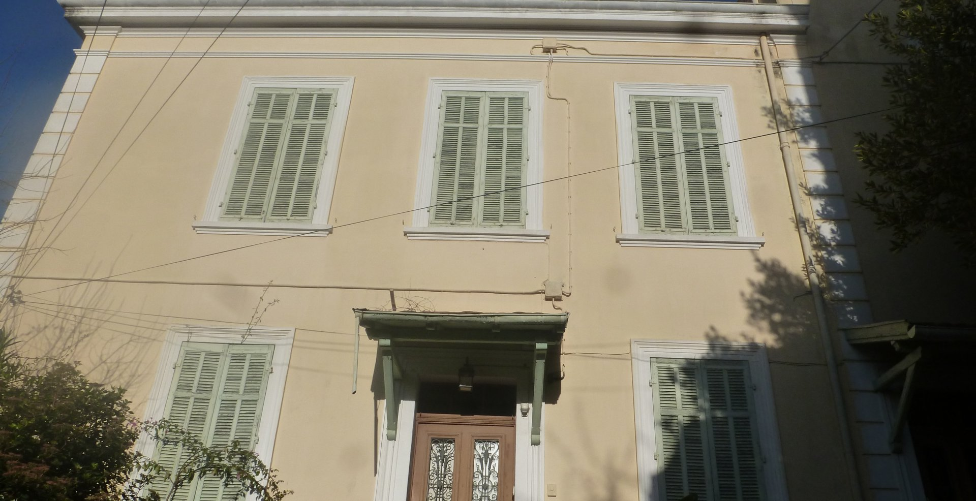 French Riviera Le Cannet Historical property 7 rooms