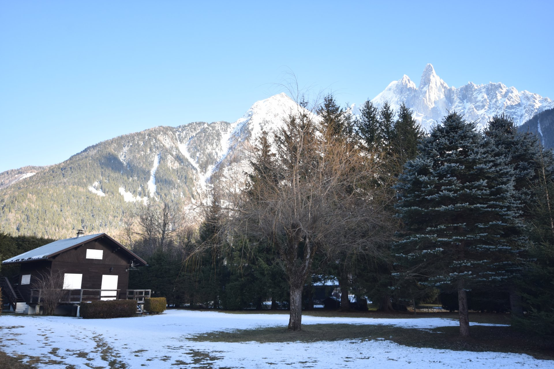 Sale Plot of land - Chamonix-Mont-Blanc Les Bois