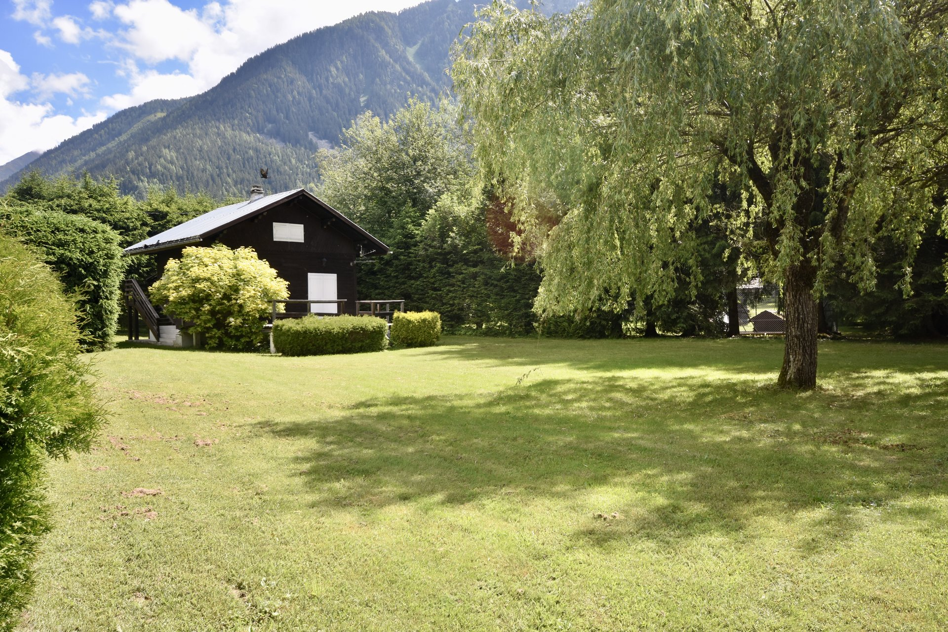 Sale Plot of land - Chamonix-Mont-Blanc Les Bois