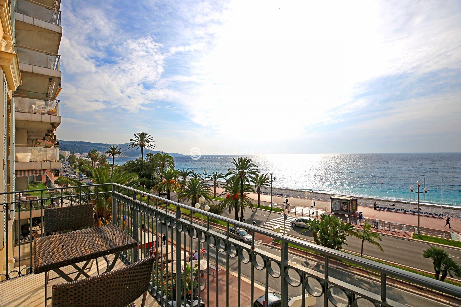 Nice - Promenade des Anglais - Situation exceptionnelle