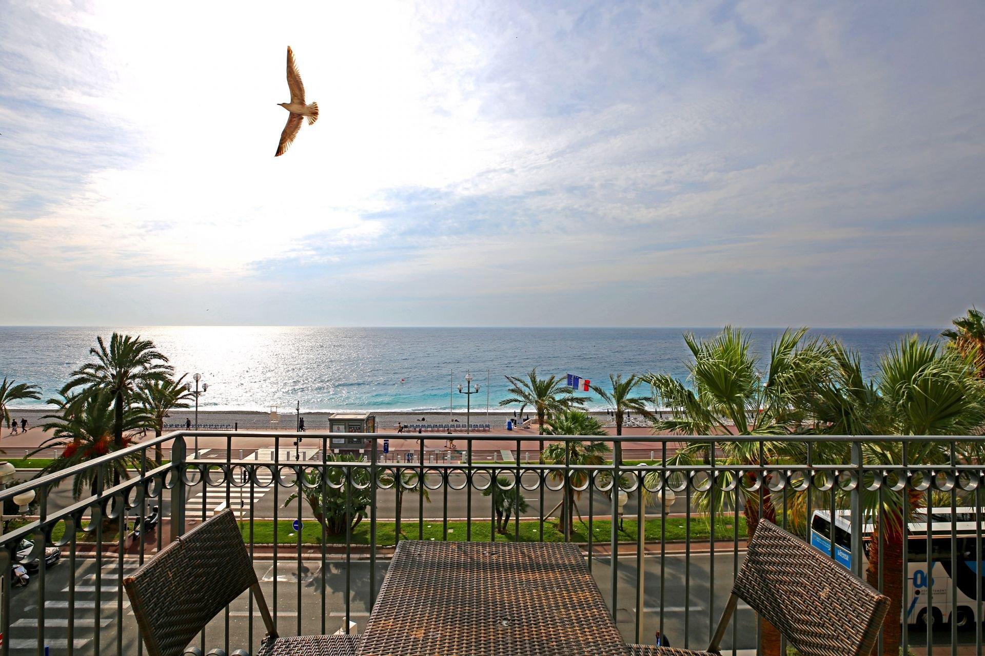 Nice - Promenade des Anglais - Exceptional location