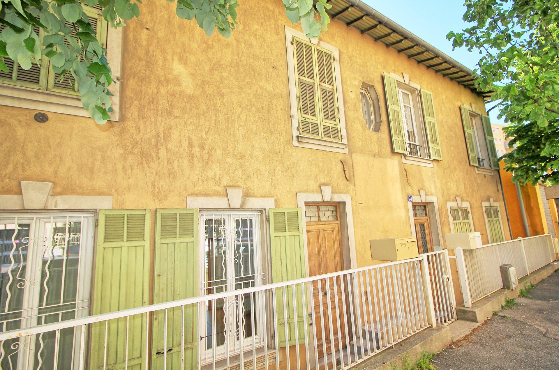 Maison de Ville a vendre Nice Pasteur