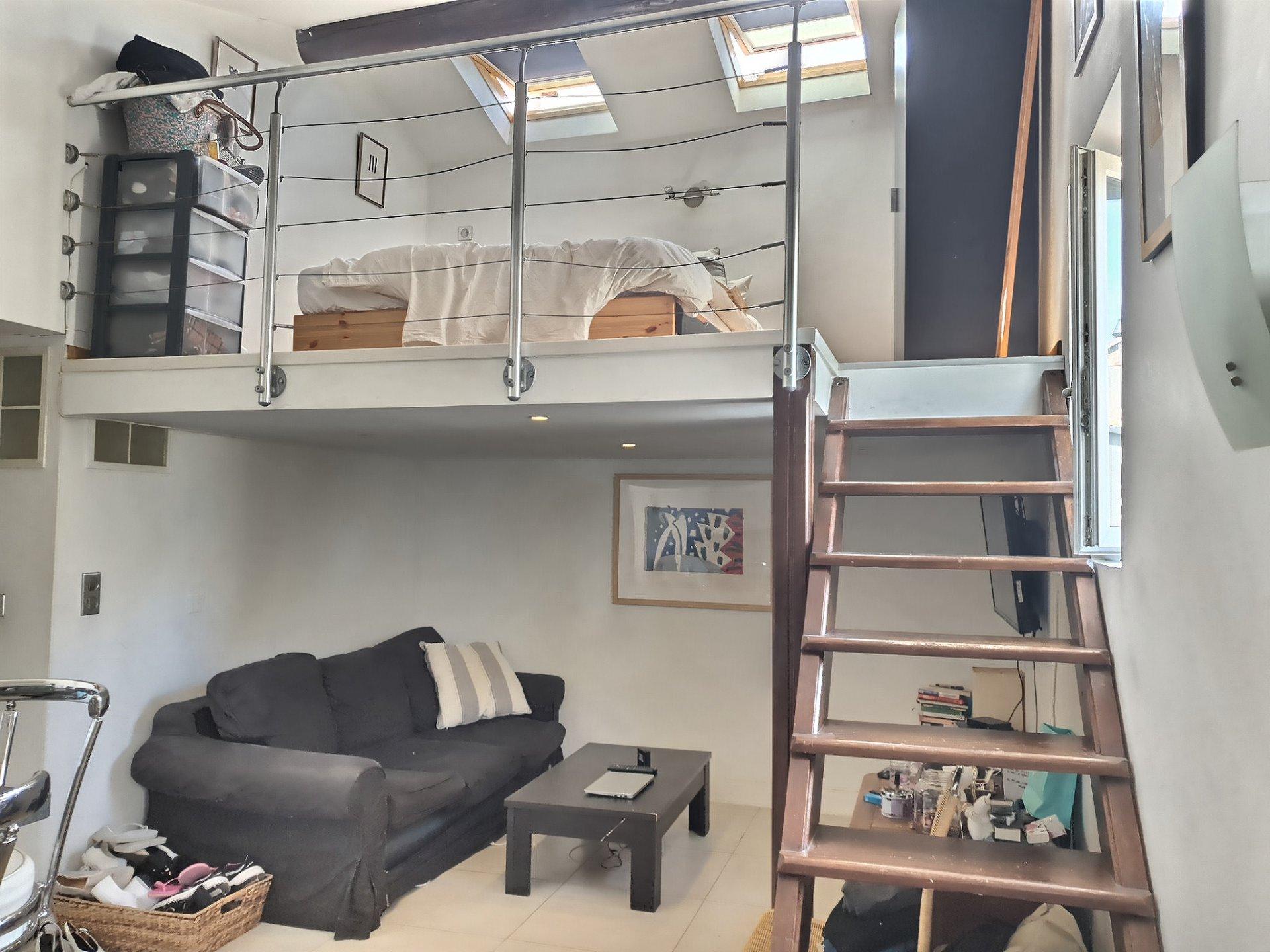 Vieil Antibes Studio 32 m2