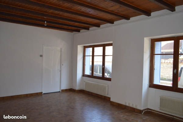 Rental Townhouse - Mansle