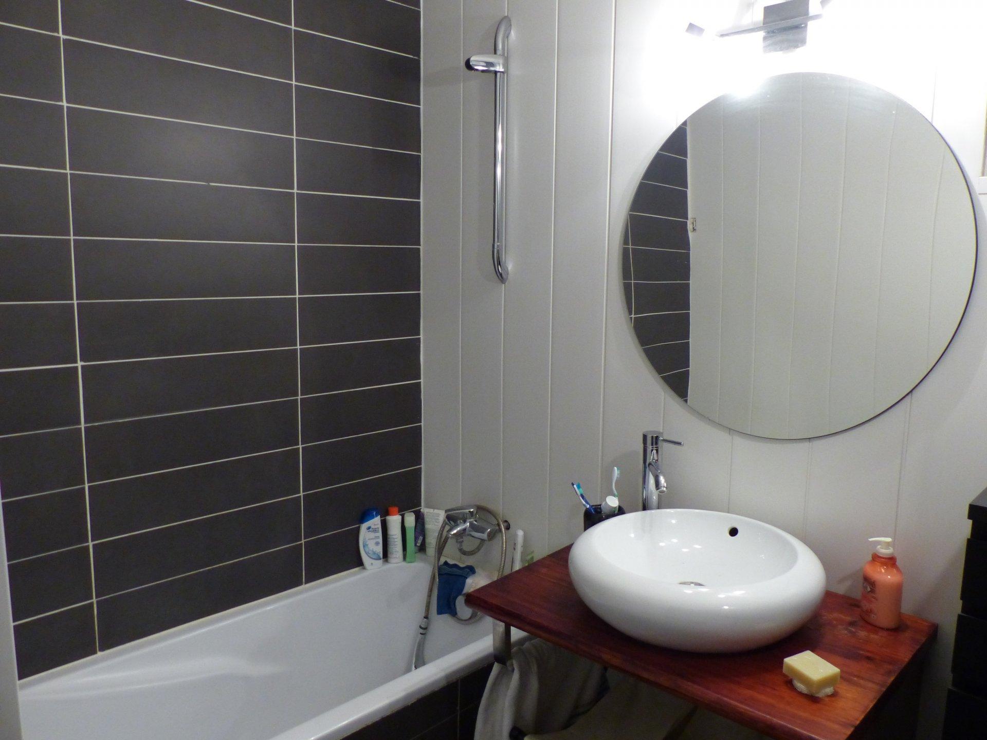 Appartement intégralement rénové