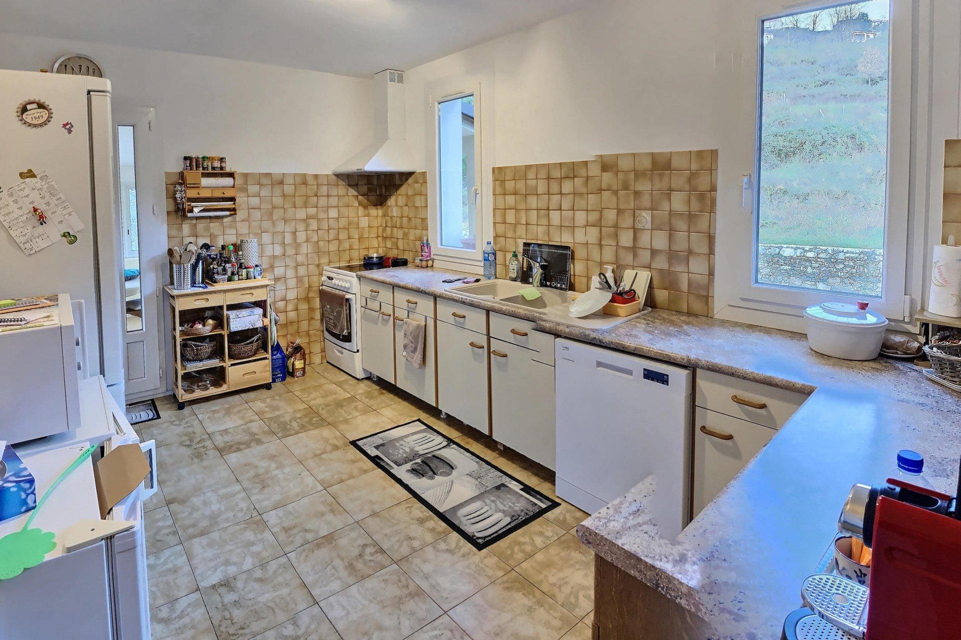 Maison composée de deux appartements - Saint Pierre de Venaco