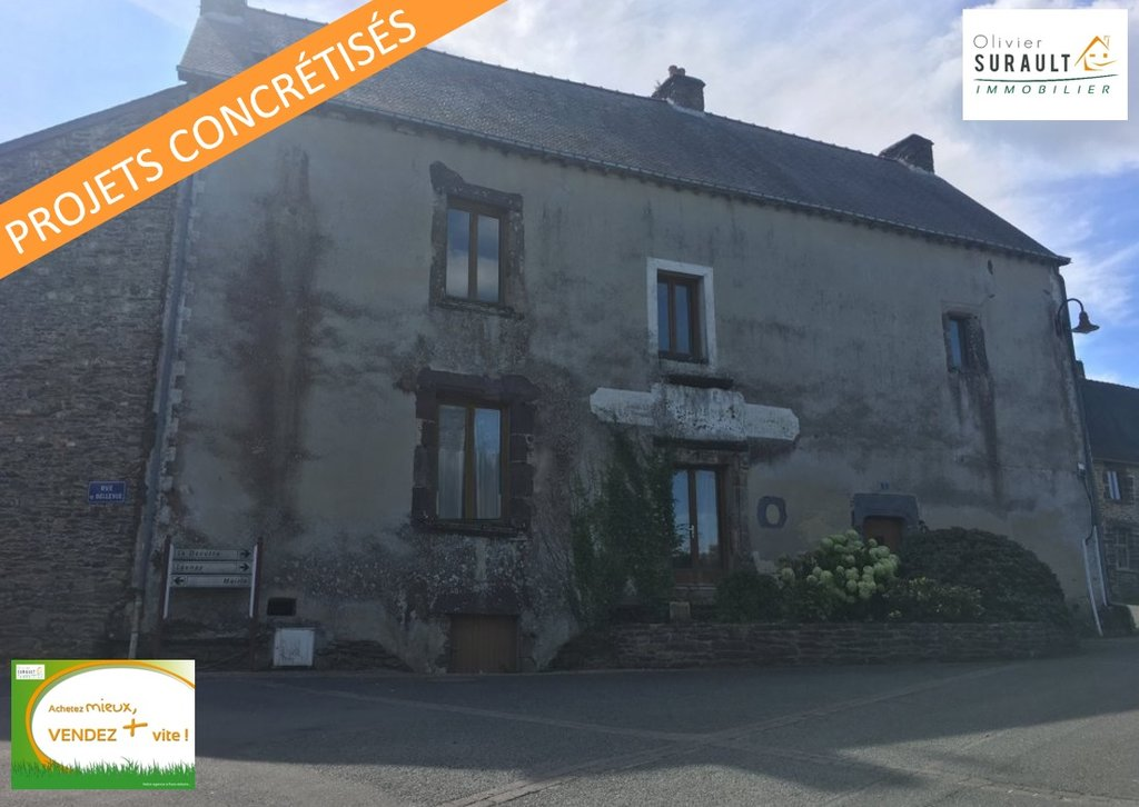 Sale House - St Malo De Beignon