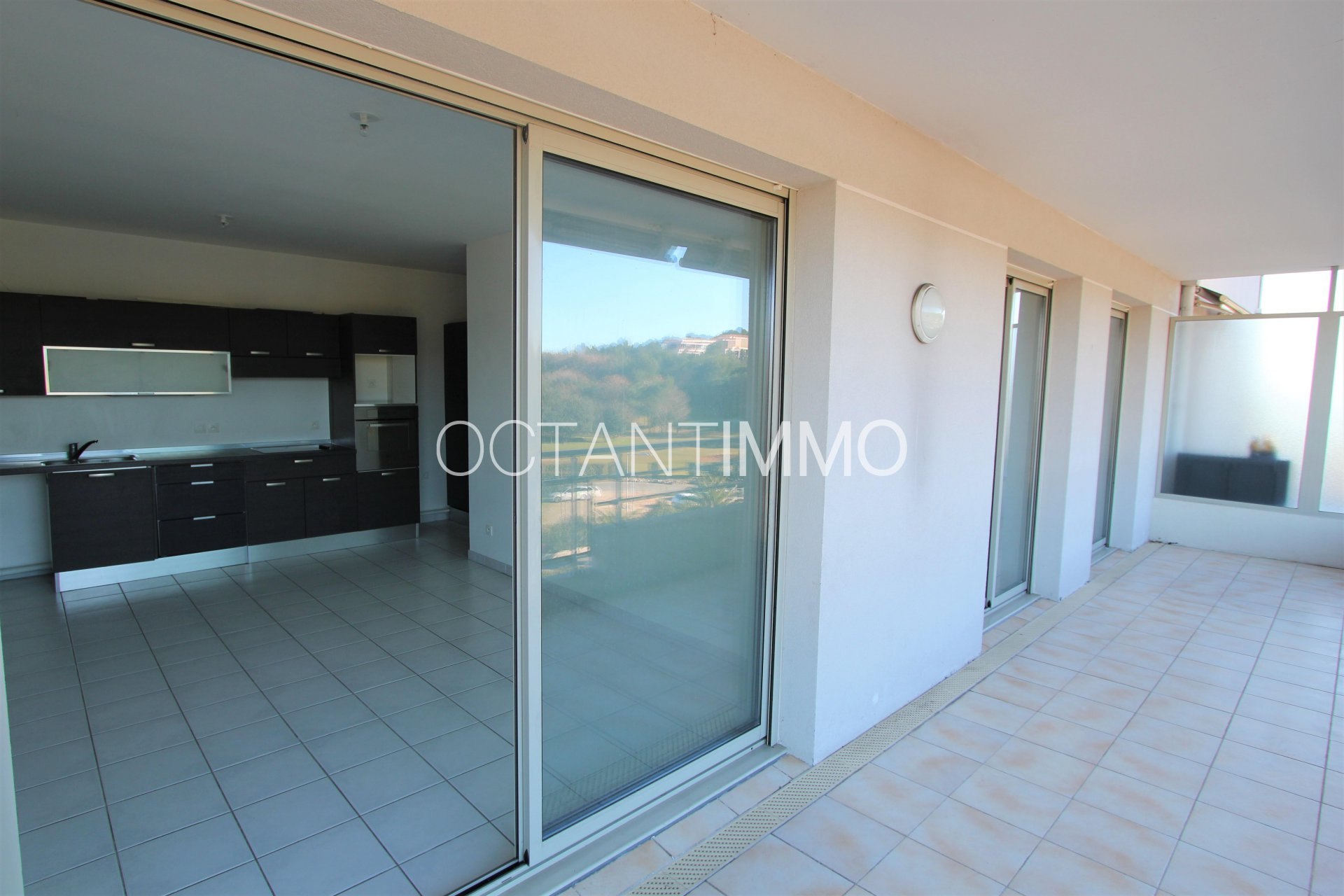 Exclusivity - Saint-Philippe apartment 3p with Golf view