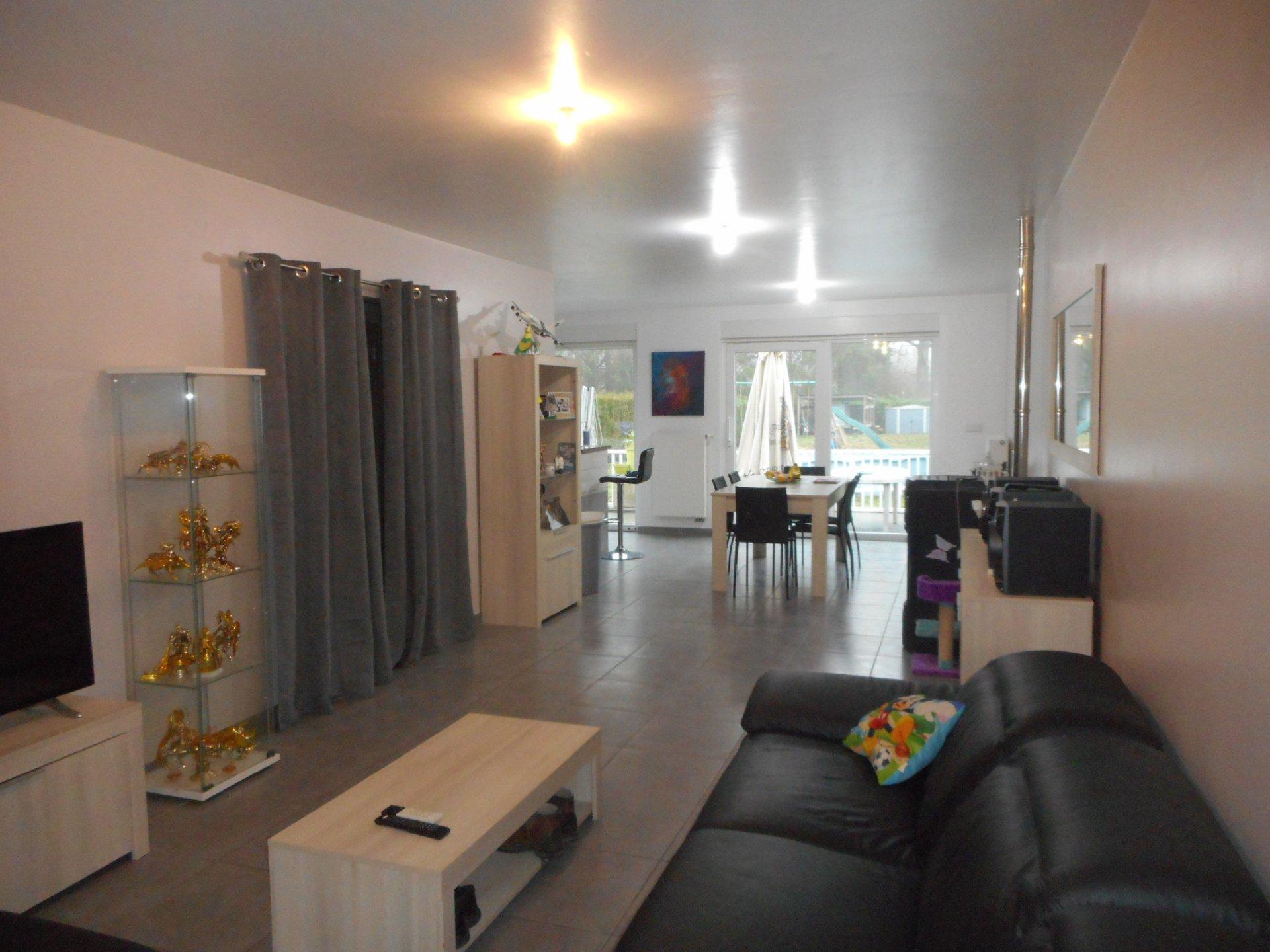 Pavillon 3 chambres de 2014 - Frontalier