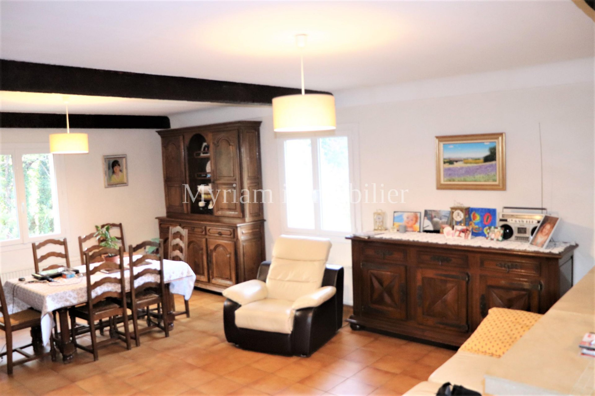 detached villa 4 rooms in FAYENCE