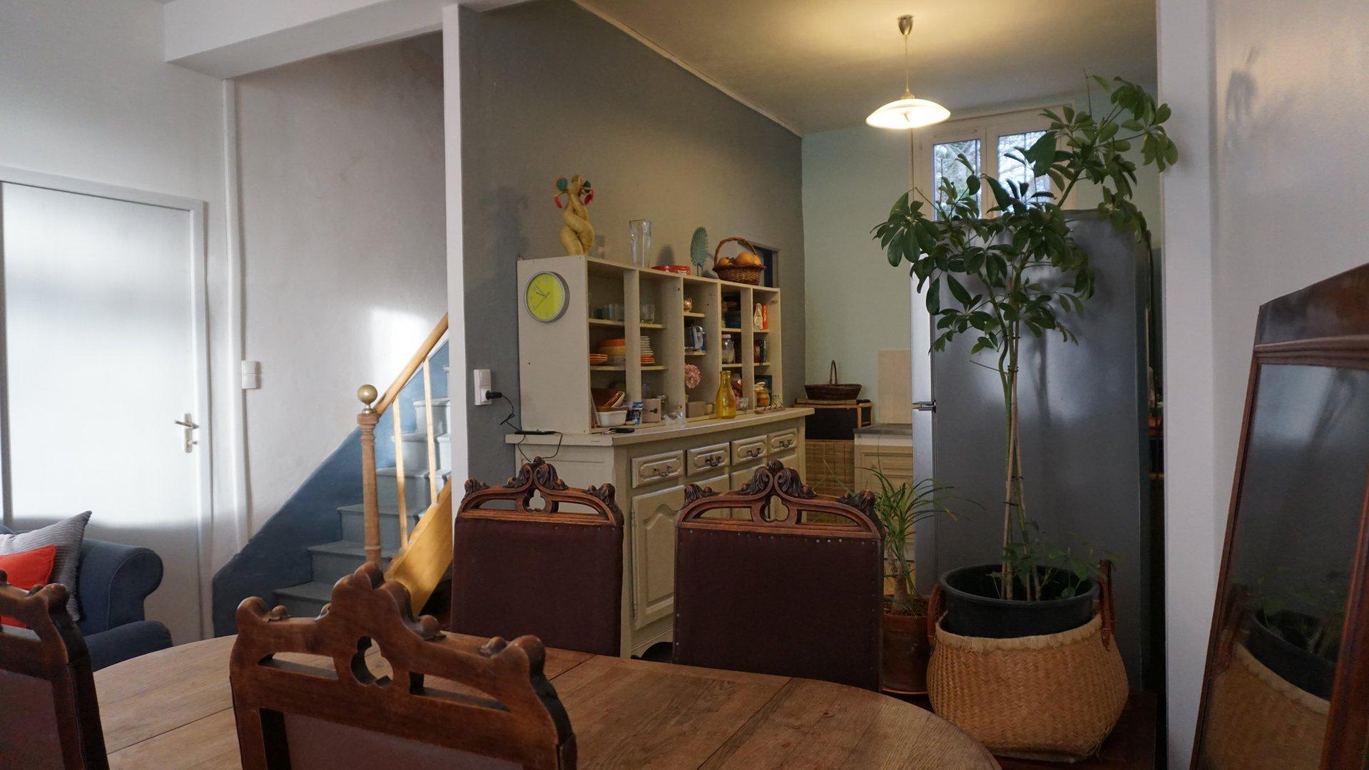 PAYS D'AUGE CALVADOS LIVAROT Une maison de ville