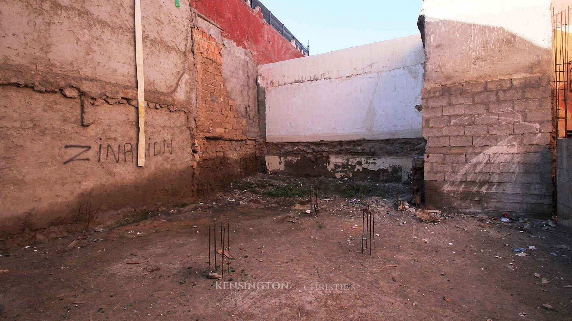 KPPM01133: Plots Rahala Building land Marrakech Morocco
