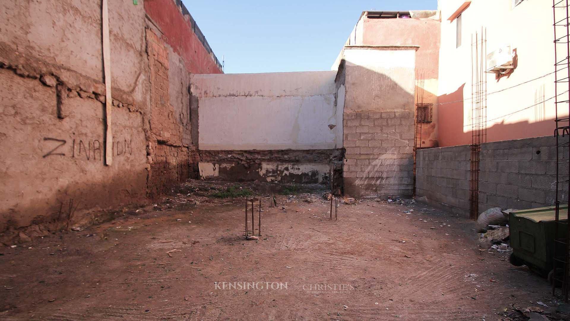 KPPM01133: Terrains Rahala Terrain constructible Marrakech Maroc