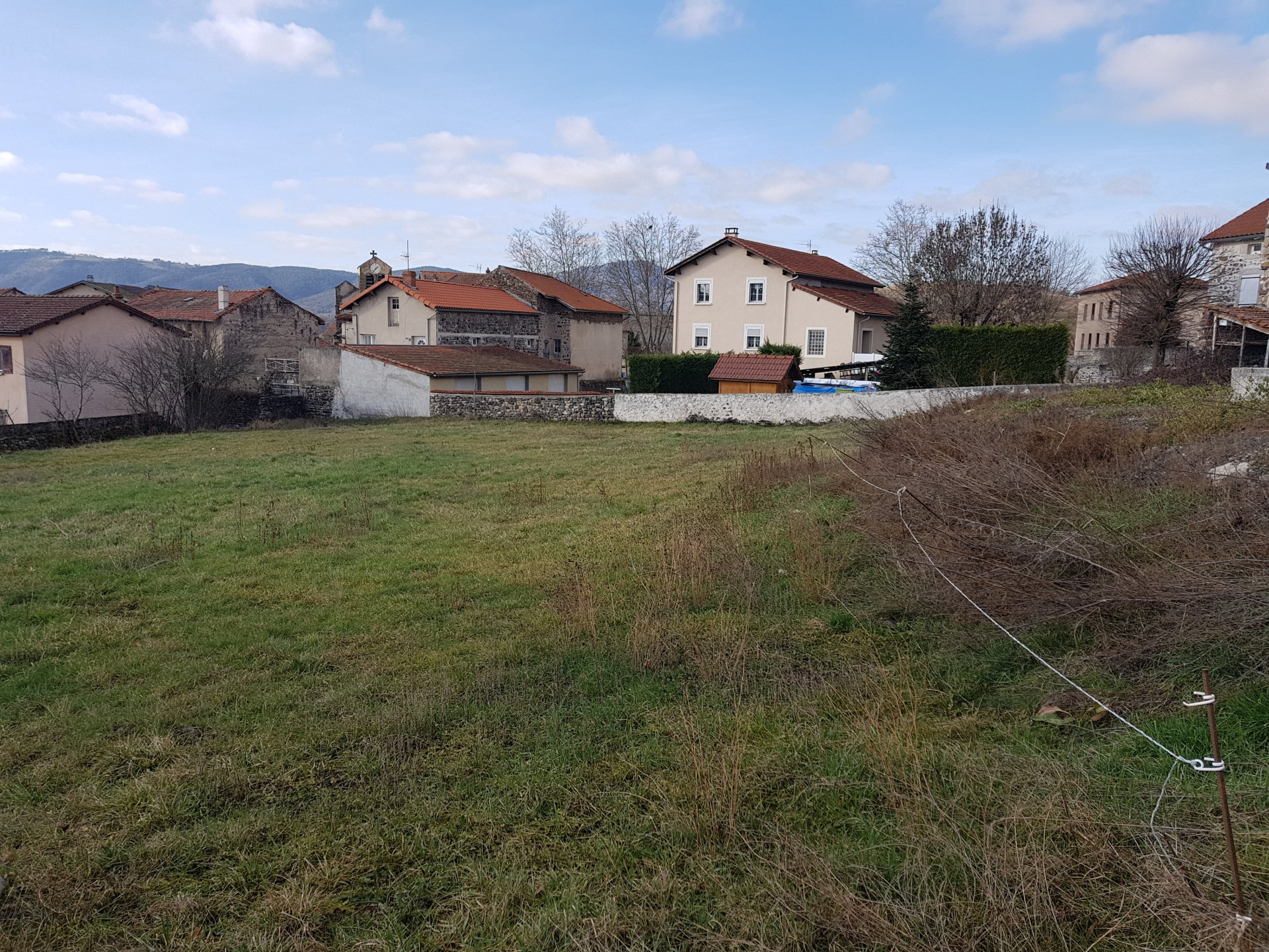 Sale Plot of land - Beaulieu Sur Loire