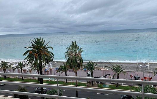 Début Promenade, 3 Pièces avec Terrasse, Vue Mer Panoramique
