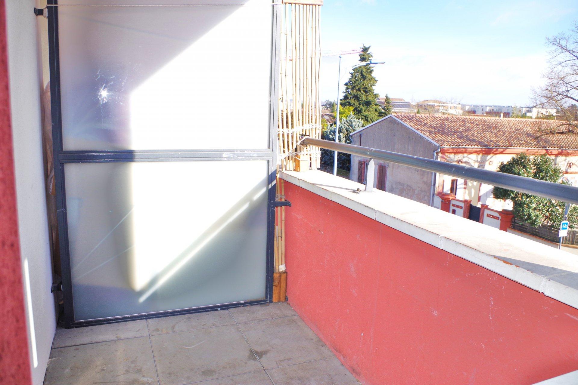 Appartement T2 + parking - 39 m²  - TOULOUSE