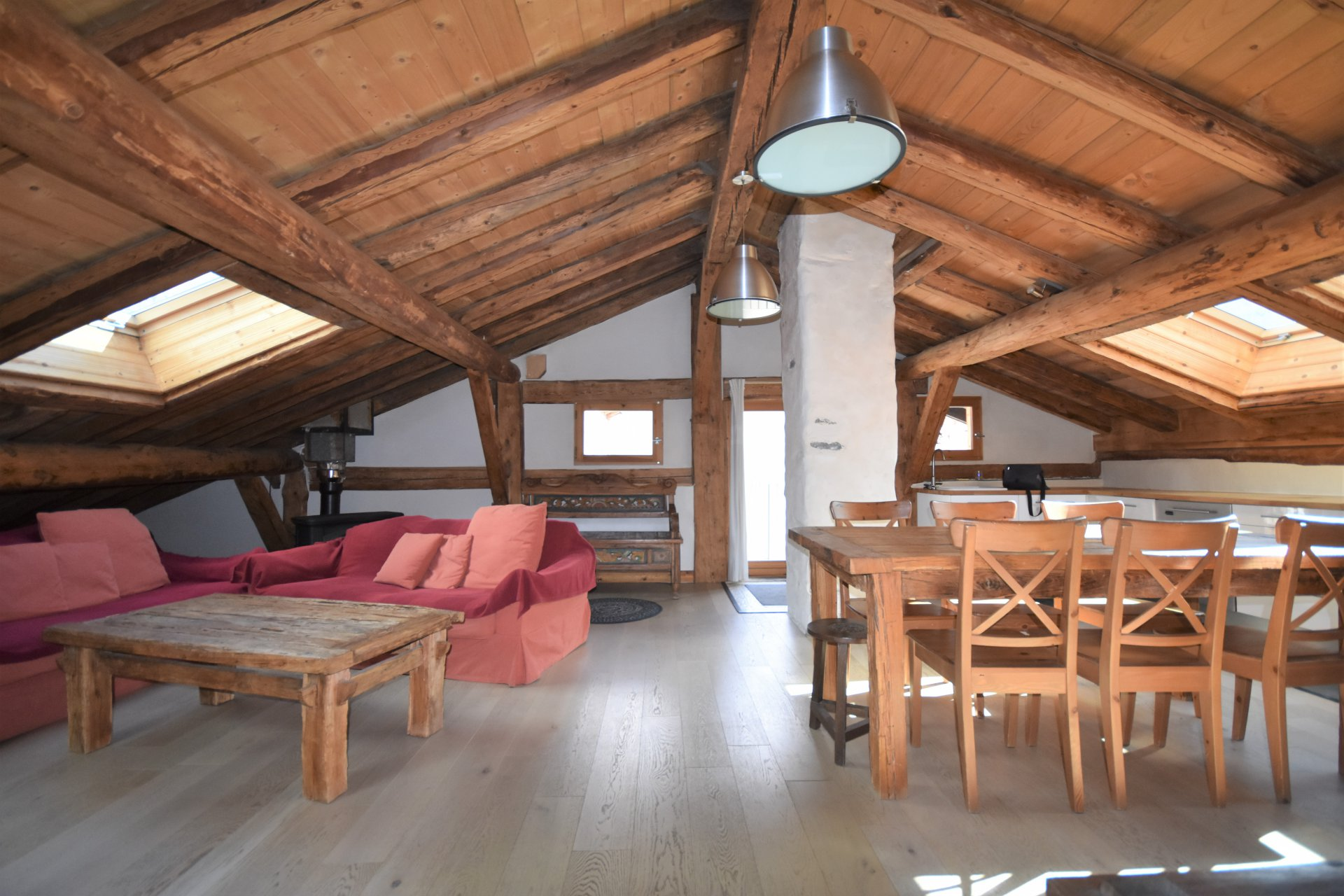 Sale Apartment - Chamonix-Mont-Blanc