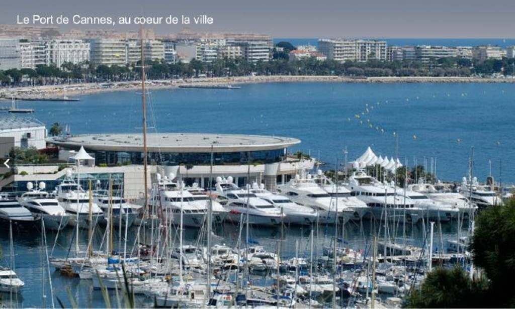 Cannes new apartment 3 rooms Beautiful sea view