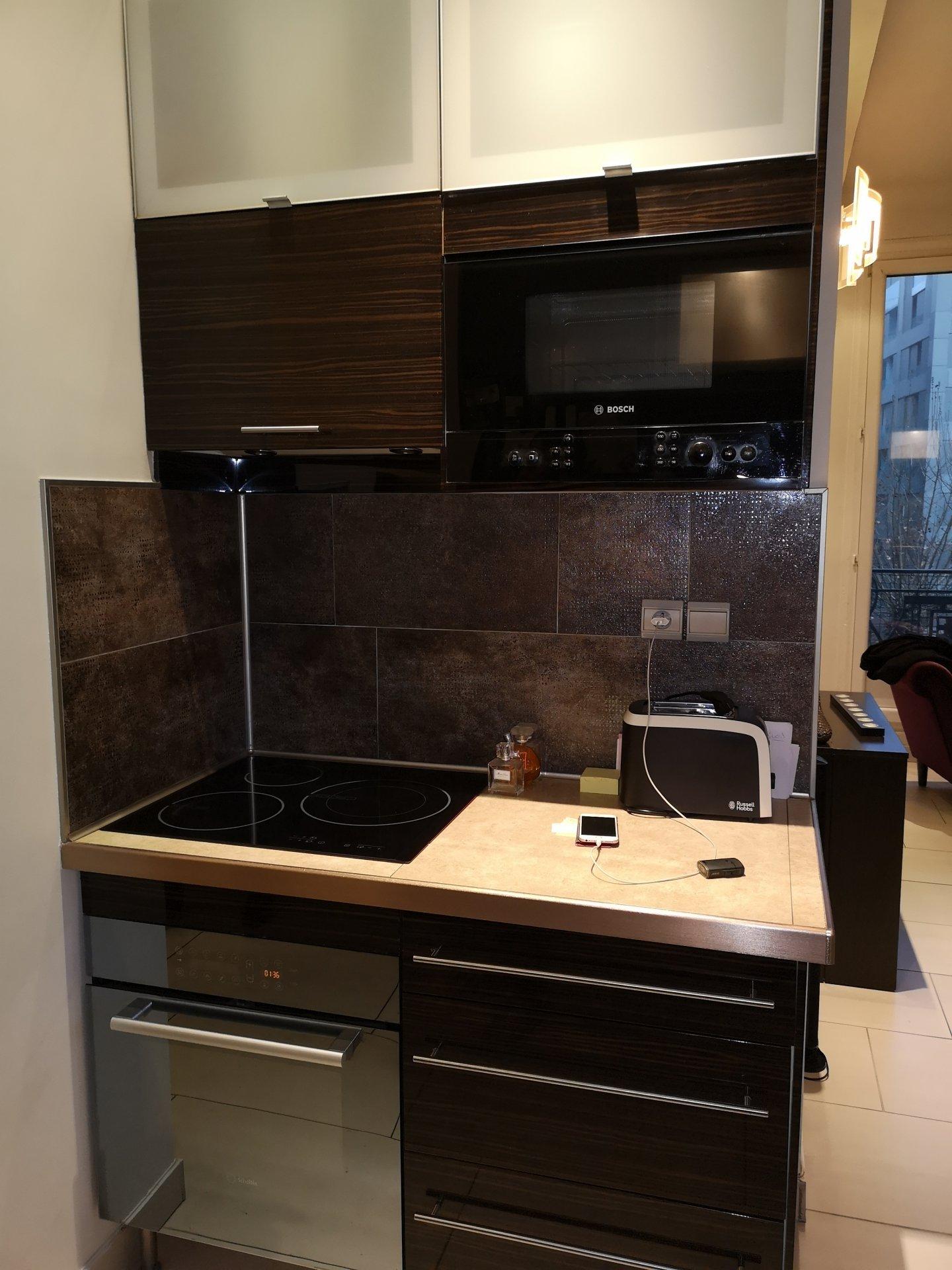 Rental Apartment - Paris 16th (Paris 16ème) Auteuil