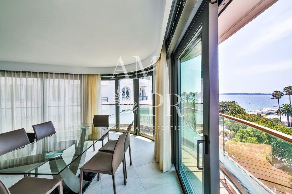 SEASONNAL RENTAL MODERN 3 BEDROOMS CANNES CROISETTE